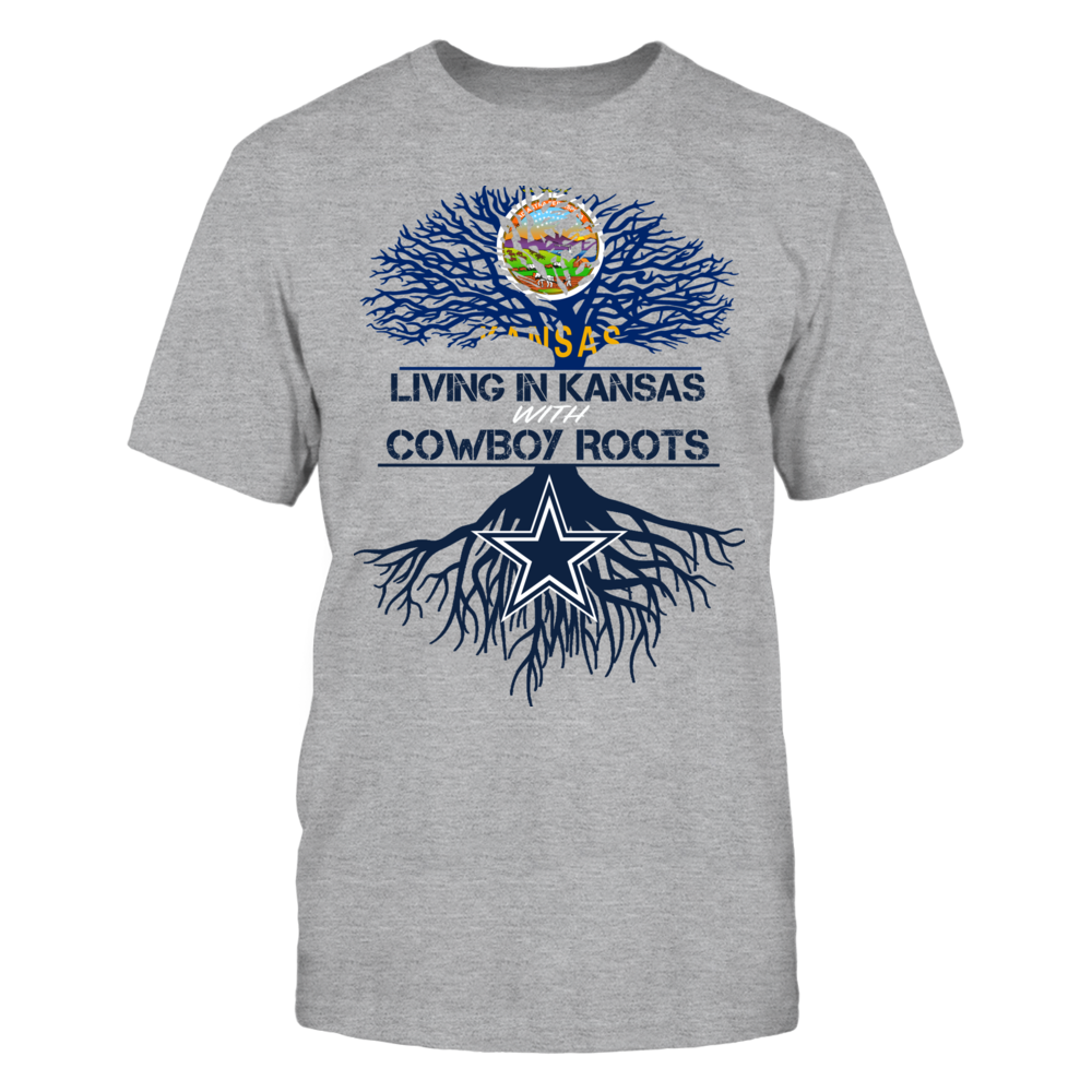 Dallas Cowboys - Living Roots Kansas Front picture