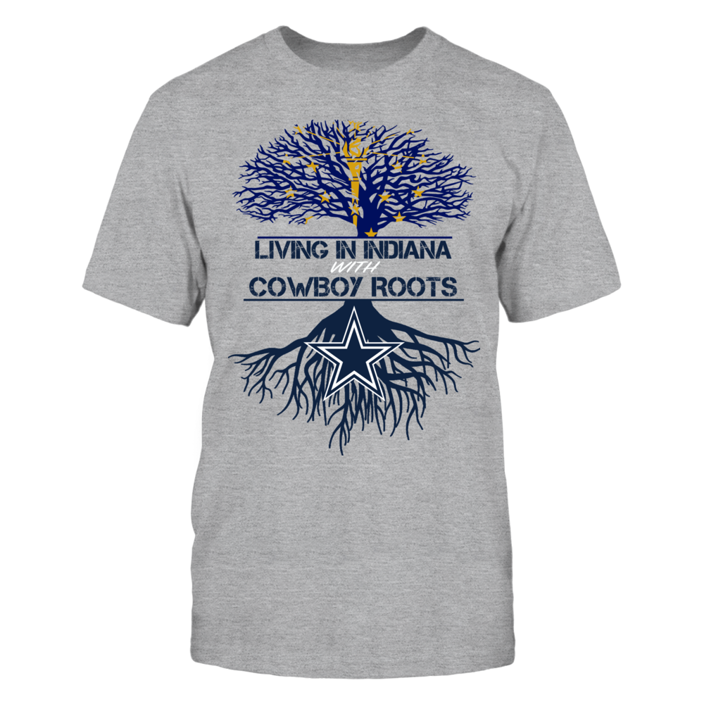 Dallas Cowboys - Living Roots Indiana Front picture