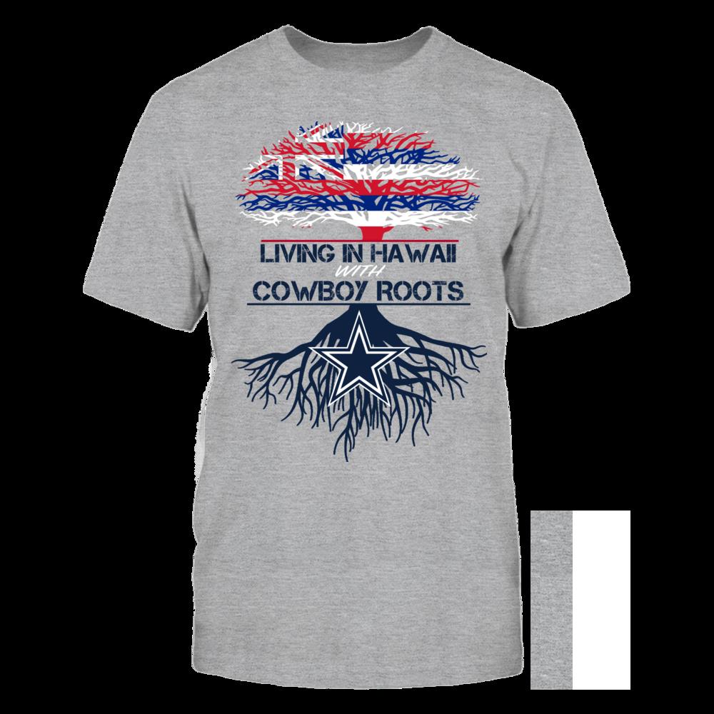 Dallas Cowboys Dallas Cowboys - Living Roots Hawaii FanPrint