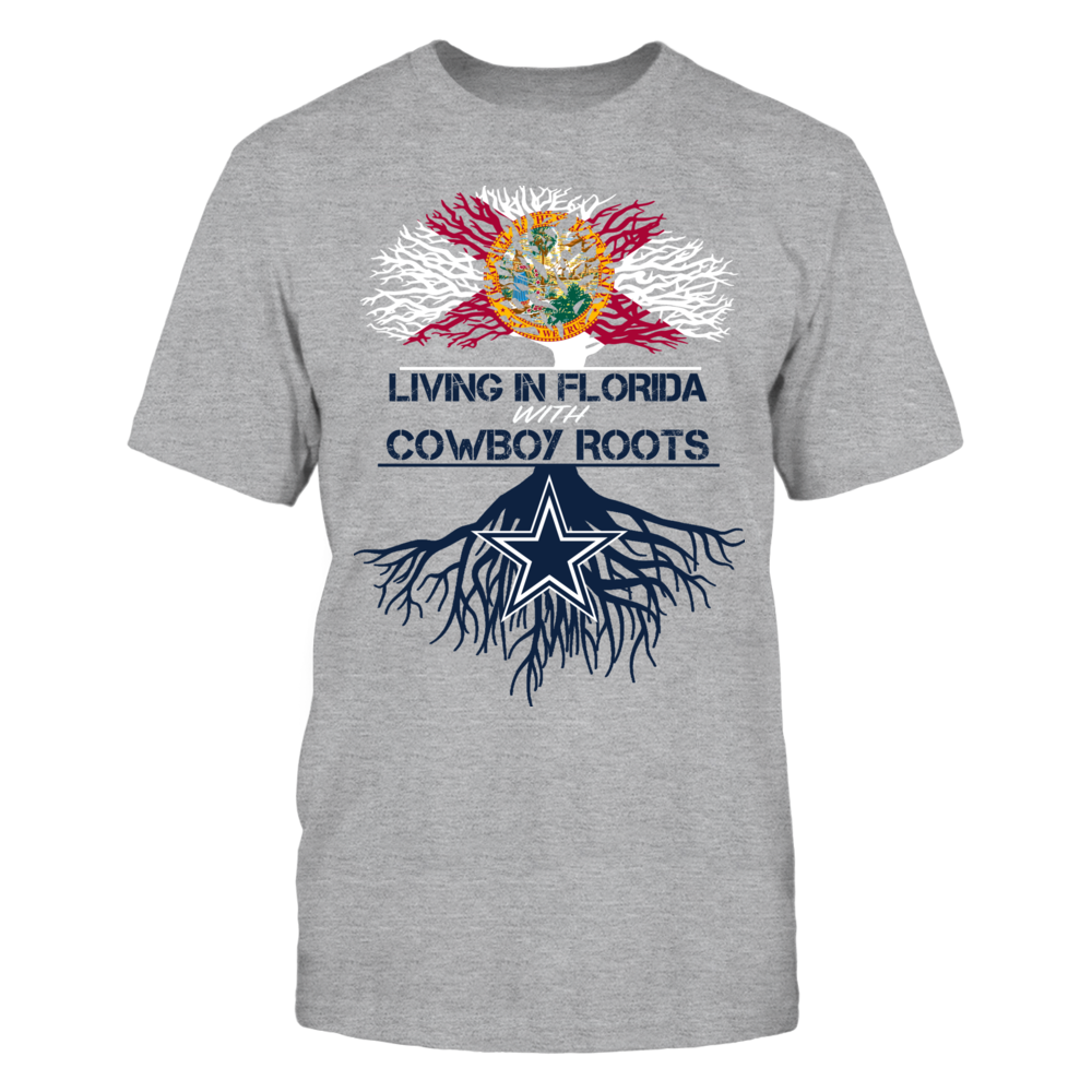 Dallas Cowboys - Living Roots Florida Front picture