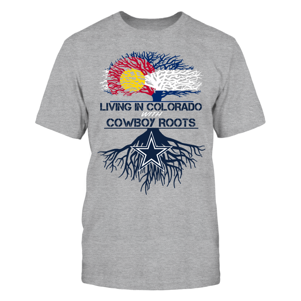 Dallas Cowboys Dallas Cowboys - Living Roots Colorado FanPrint