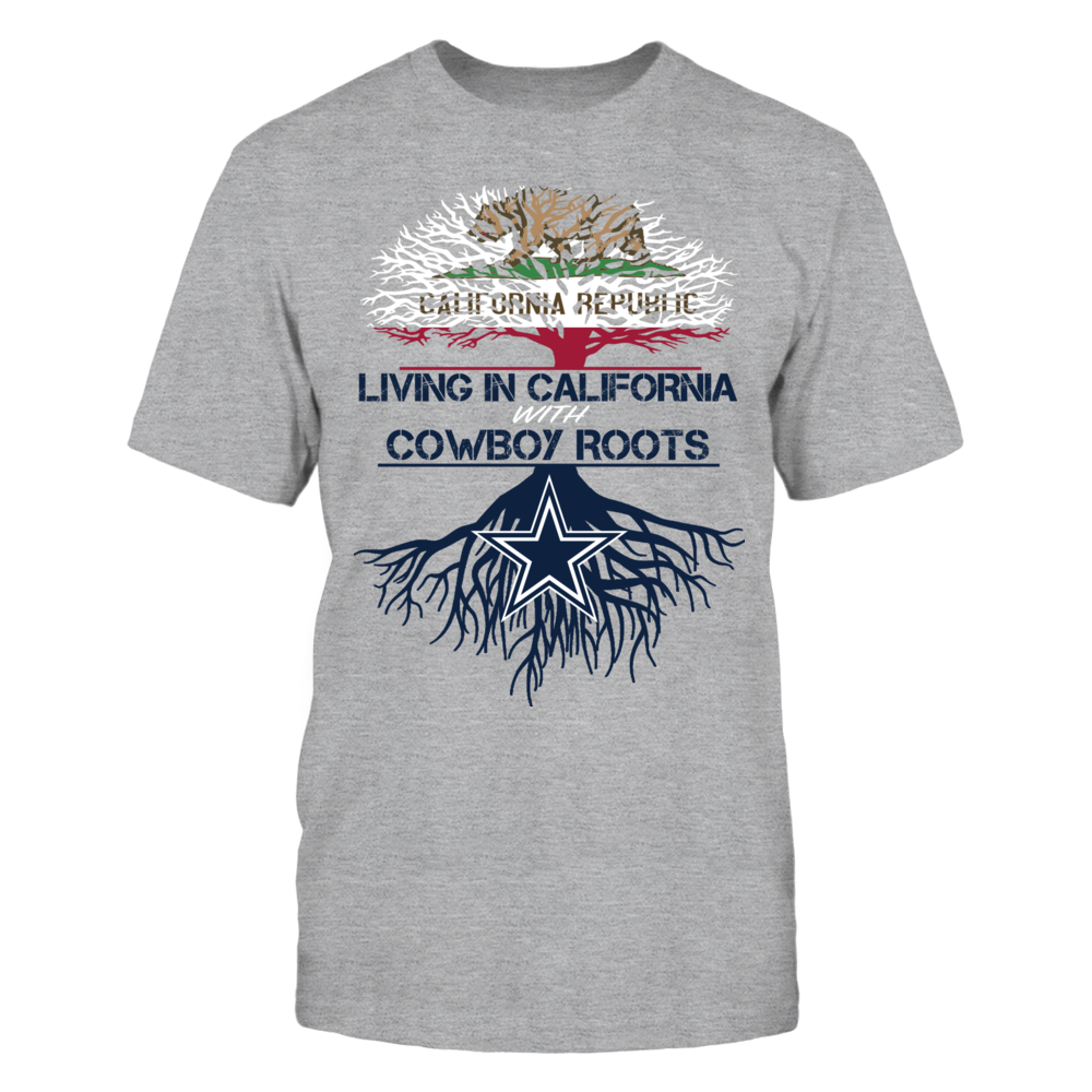 Dallas Cowboys Dallas Cowboys - Living Roots California FanPrint