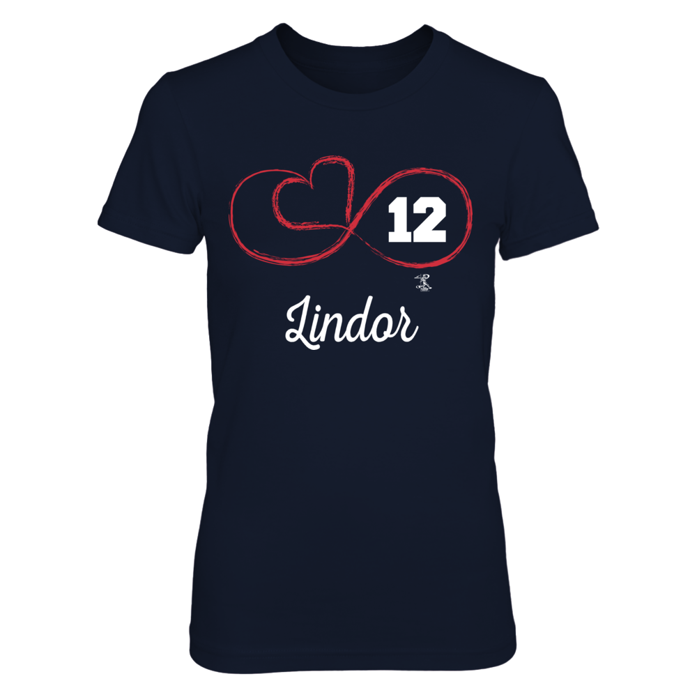 Infinite Heart - Francisco Lindor Front picture