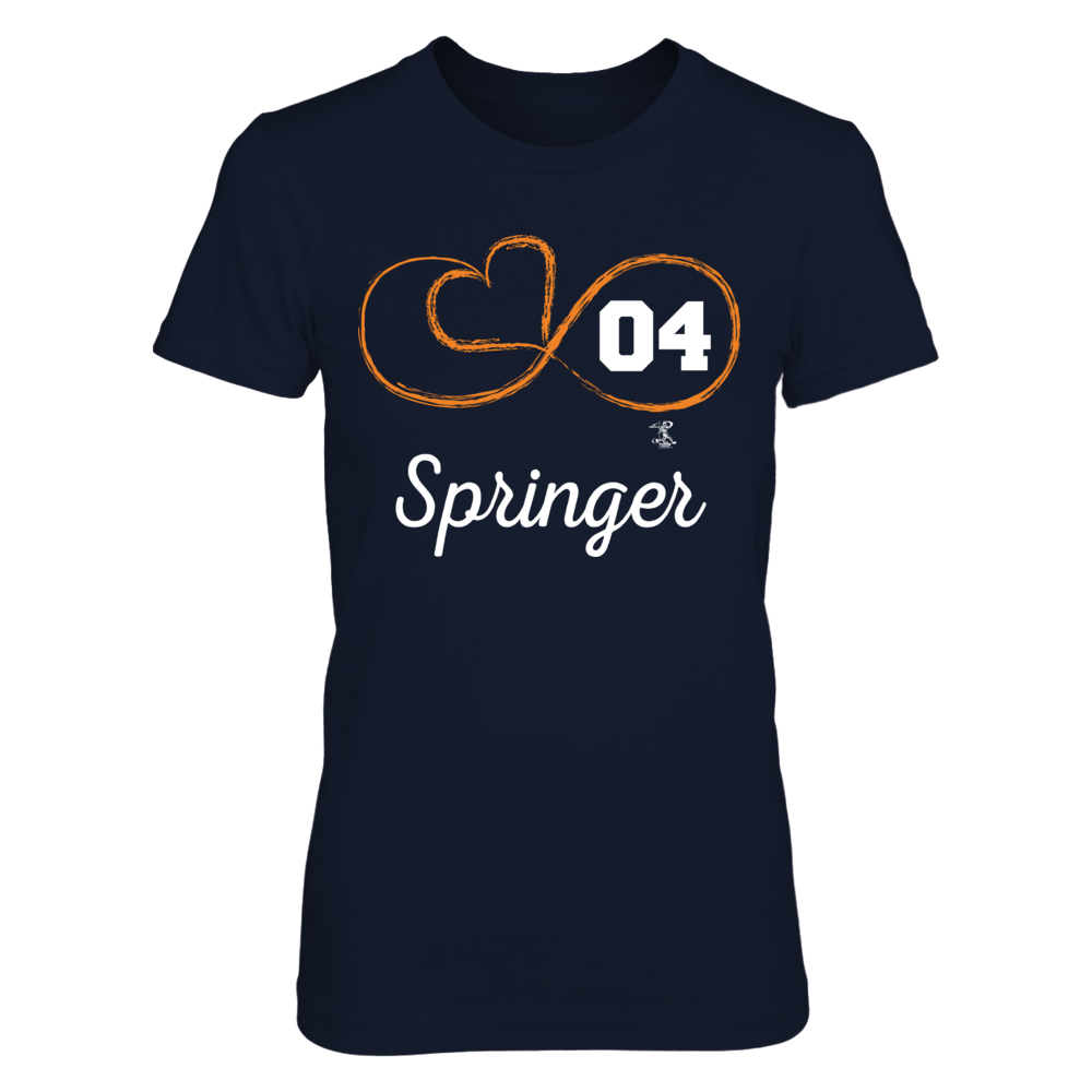 Infinite Heart - George Springer Front picture