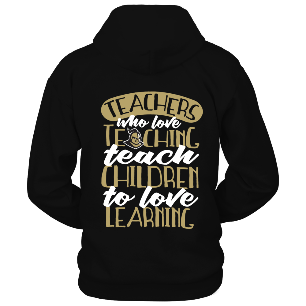UCF Knights - Teacher Who Love Teaching Back picture