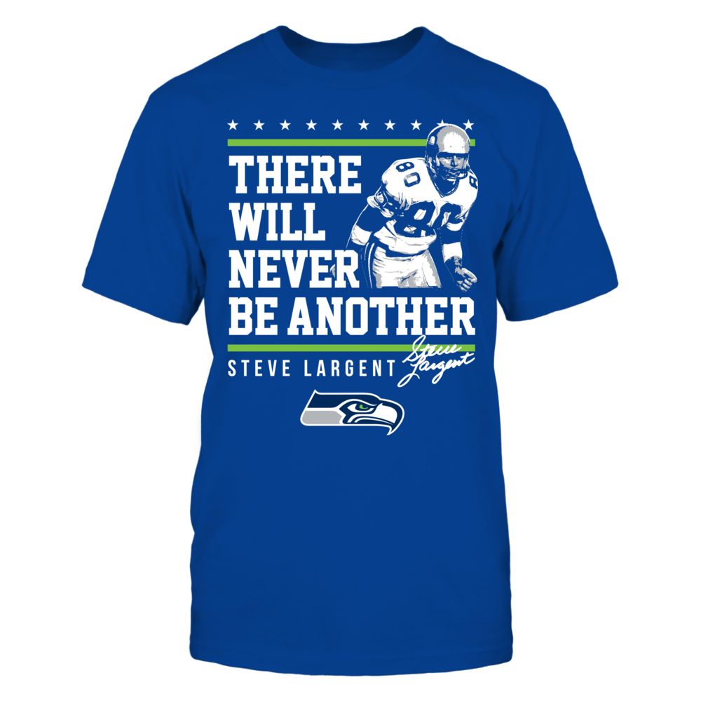 Seattle Seahawks Seattle Seahawks - Never Be Another Steve Largent FanPrint