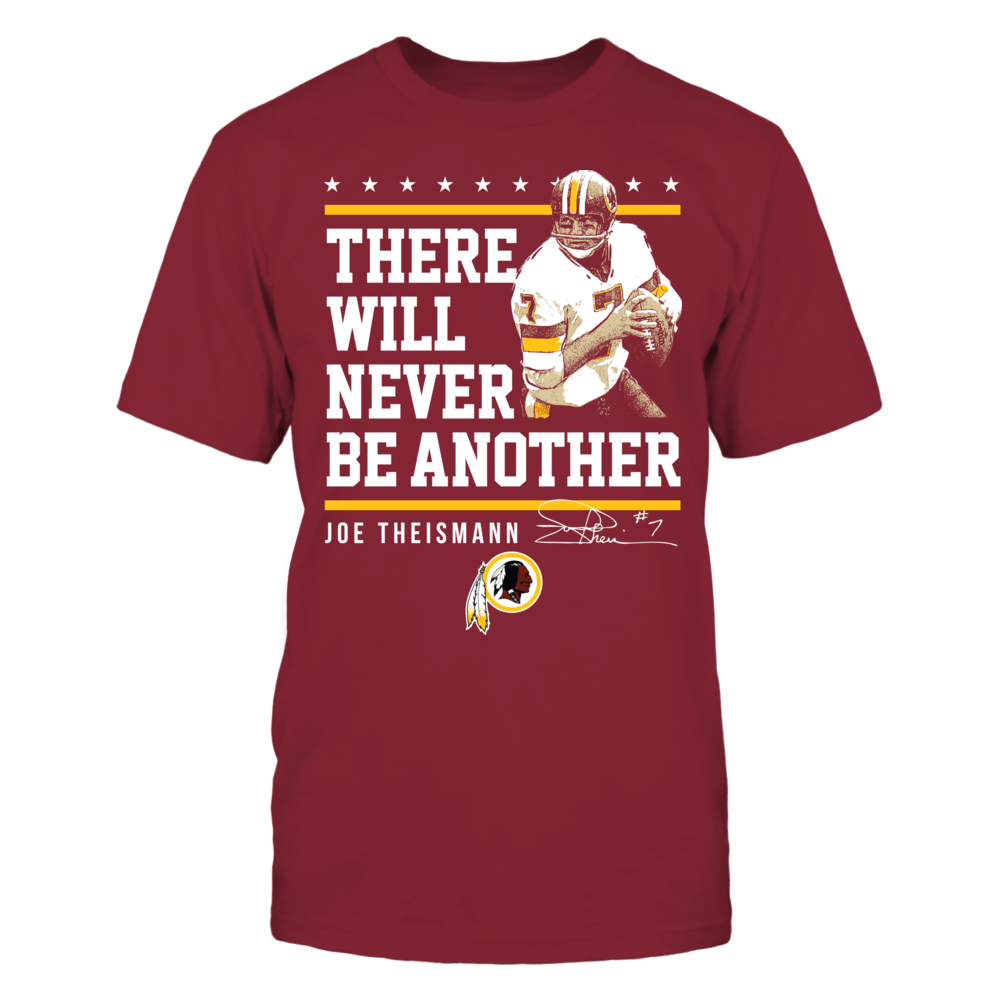Washington Redskins - Never Be Another Joe Theismann Front picture