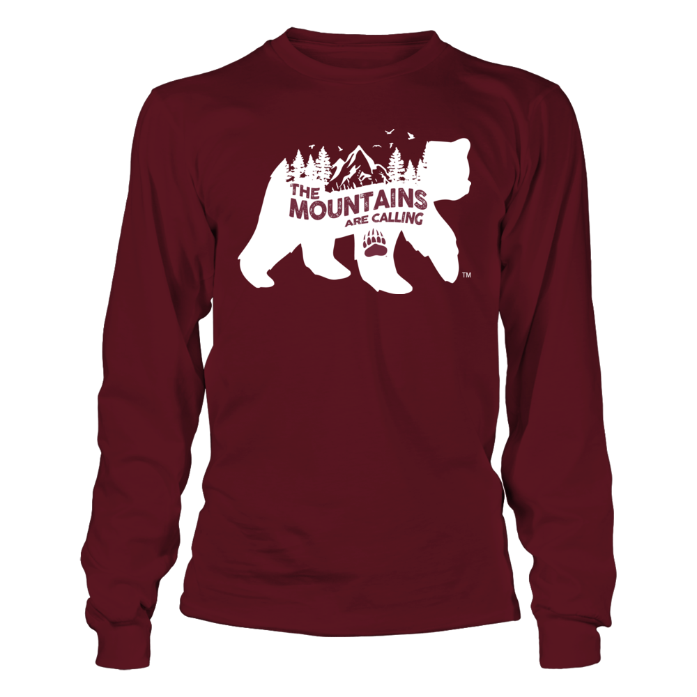 Montana Grizzlies - The Mountains Are Calling - Bear Front picture