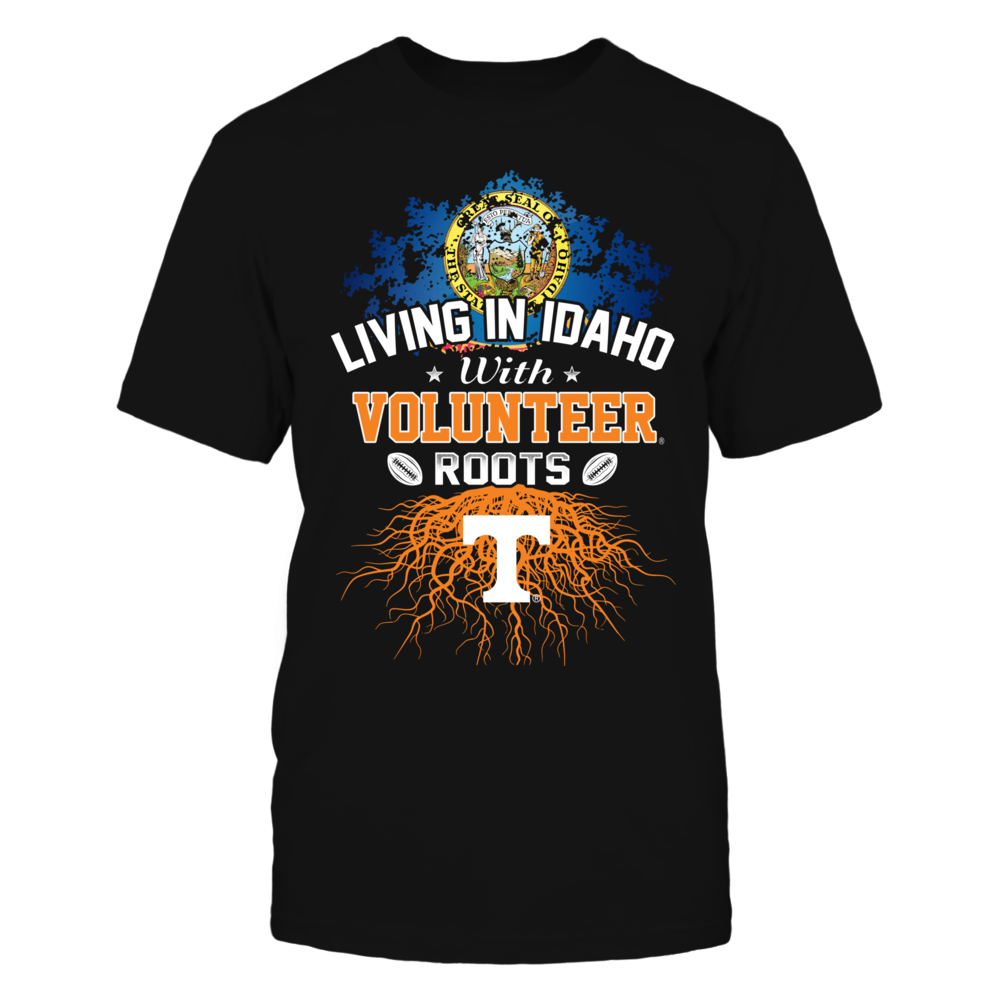 Living in Idaho with Volunteers Roots Front picture