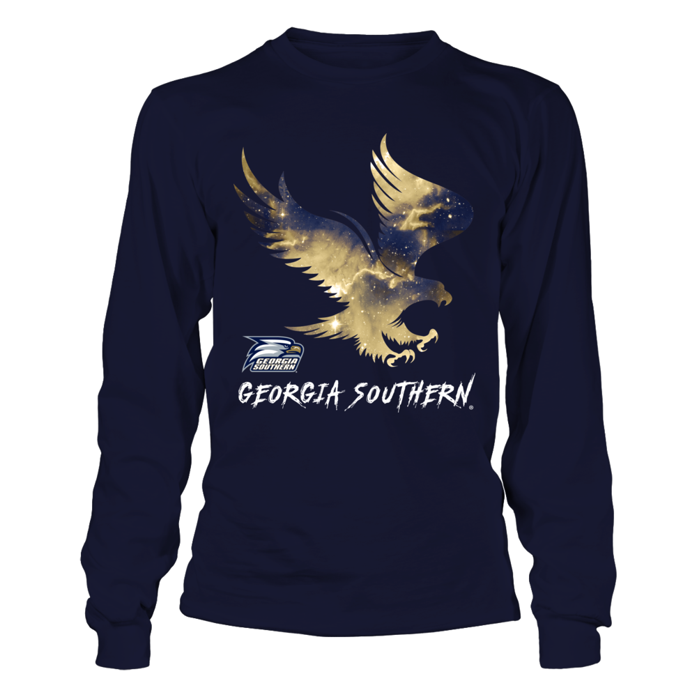Georgia Southern Eagles - Galaxy Eagle Front picture