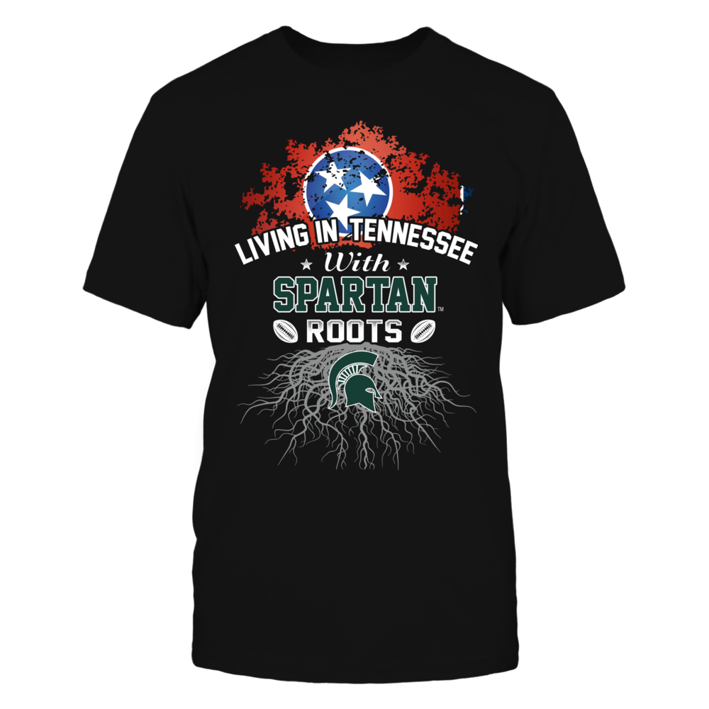 Living in Tennessee with Spartans Roots Front picture