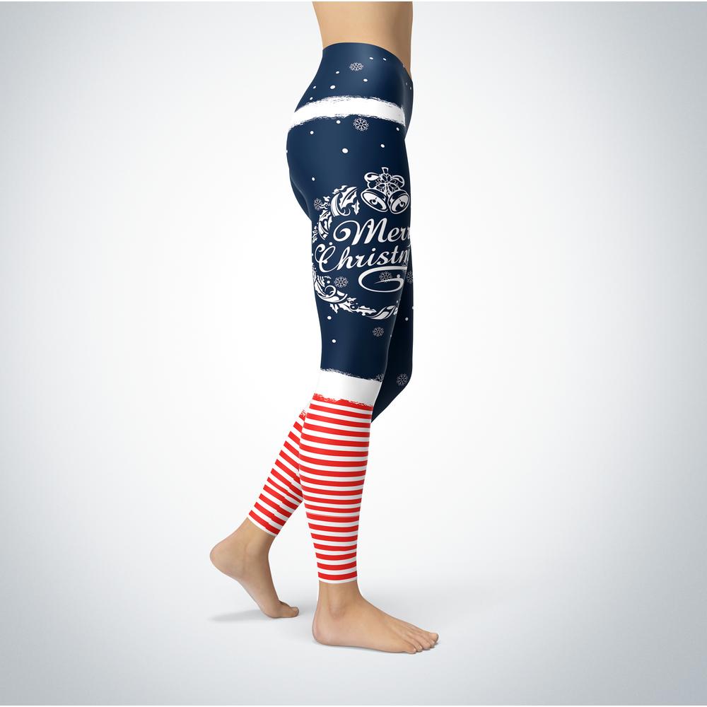Elf Christmas - Xavier Musketeers - Leggings Front picture