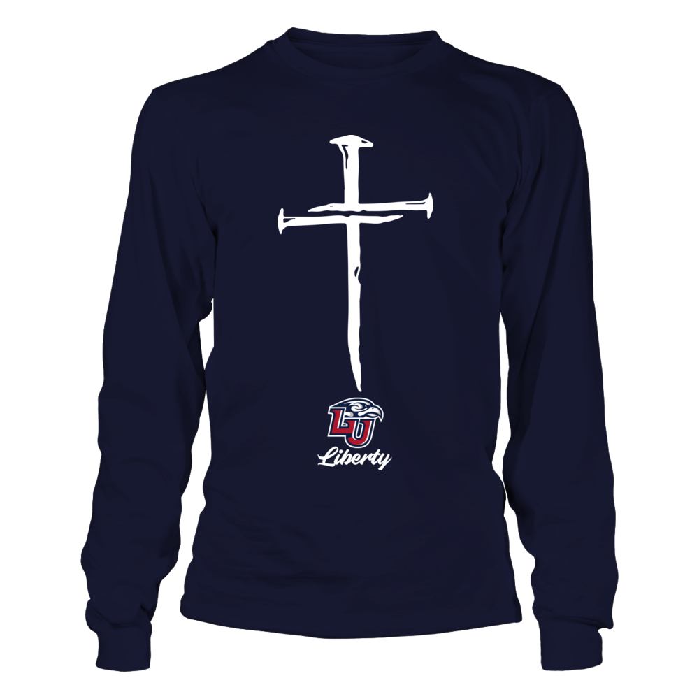 Liberty Flames - Nail Cross Front picture