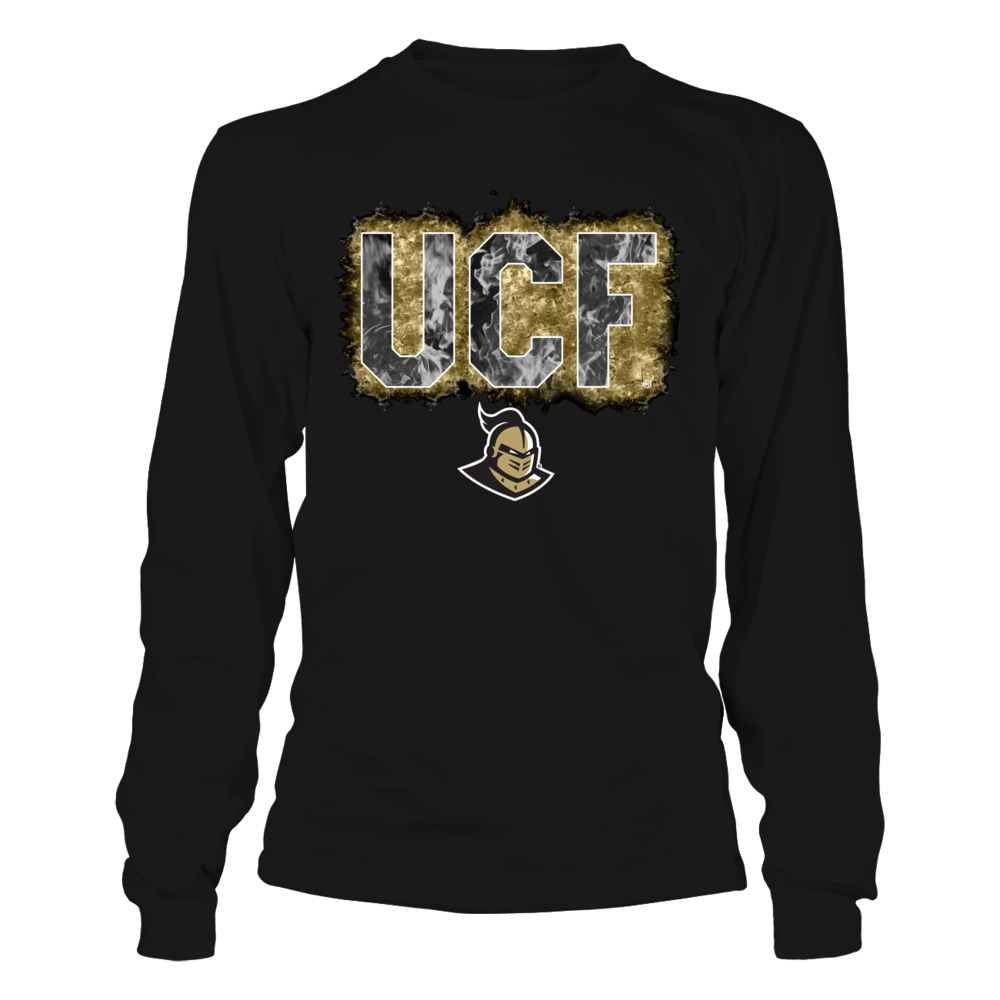 UCF Knights - Fire Team Text Front picture