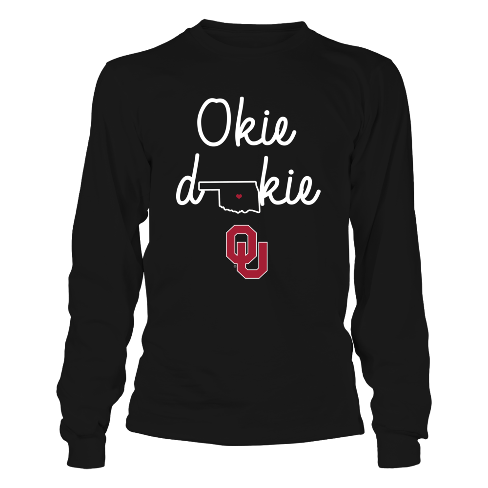Oklahoma Sooners - State Love - Okie Dokie Front picture