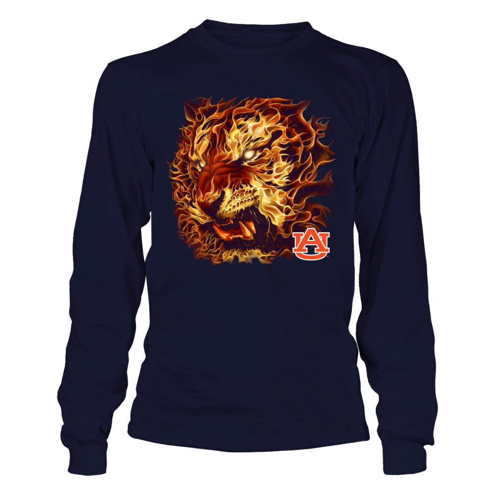 Auburn Tigers - Roaring Fire Tiger Front picture