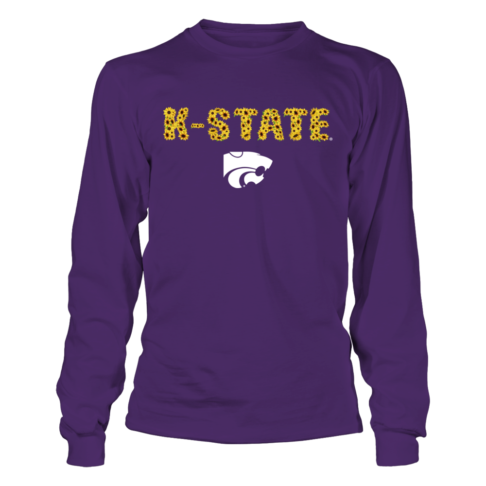 Kansas State Wildcats - Sunflower - Team Name Front picture