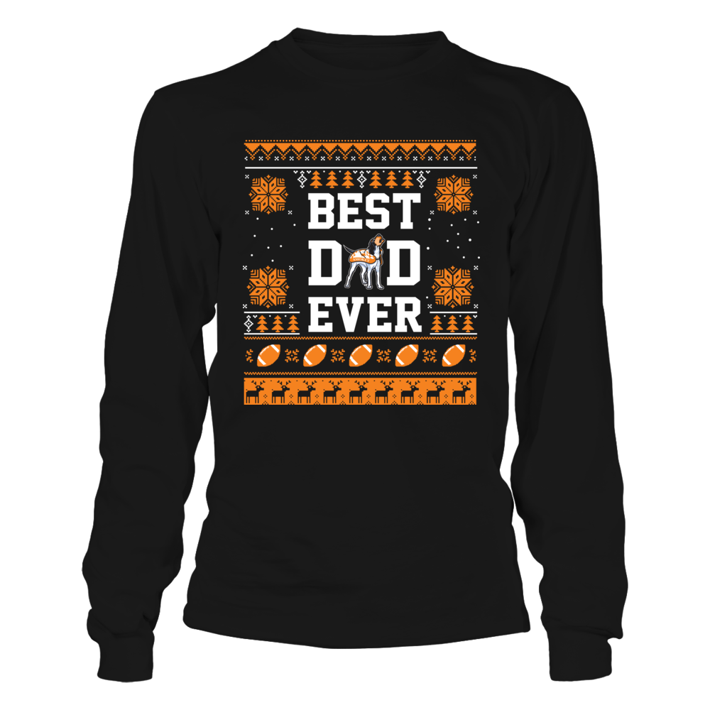 Tennessee Volunteers - Best Ever Ugly Sweater Front picture