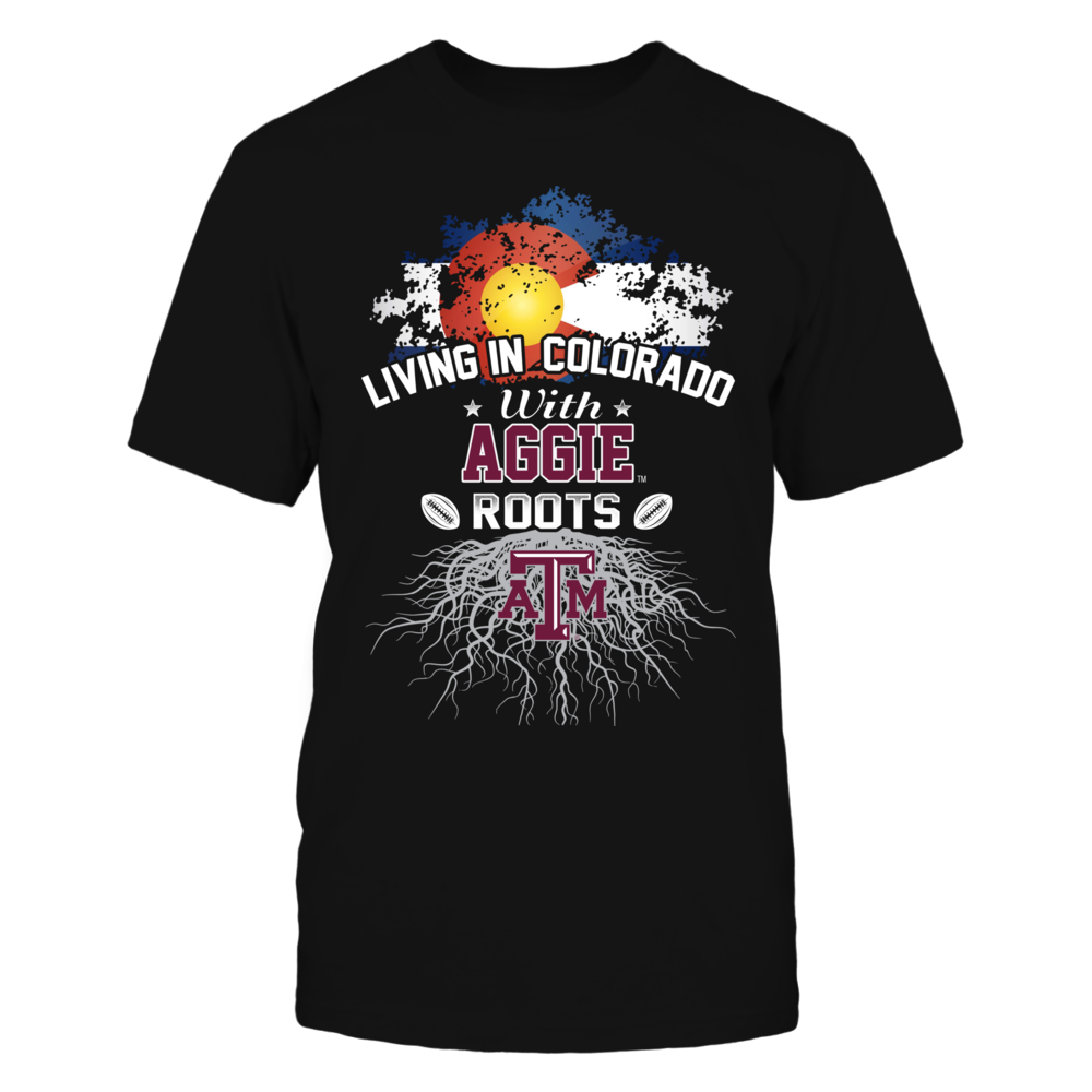 Living in Colorado with Aggies Roots Front picture