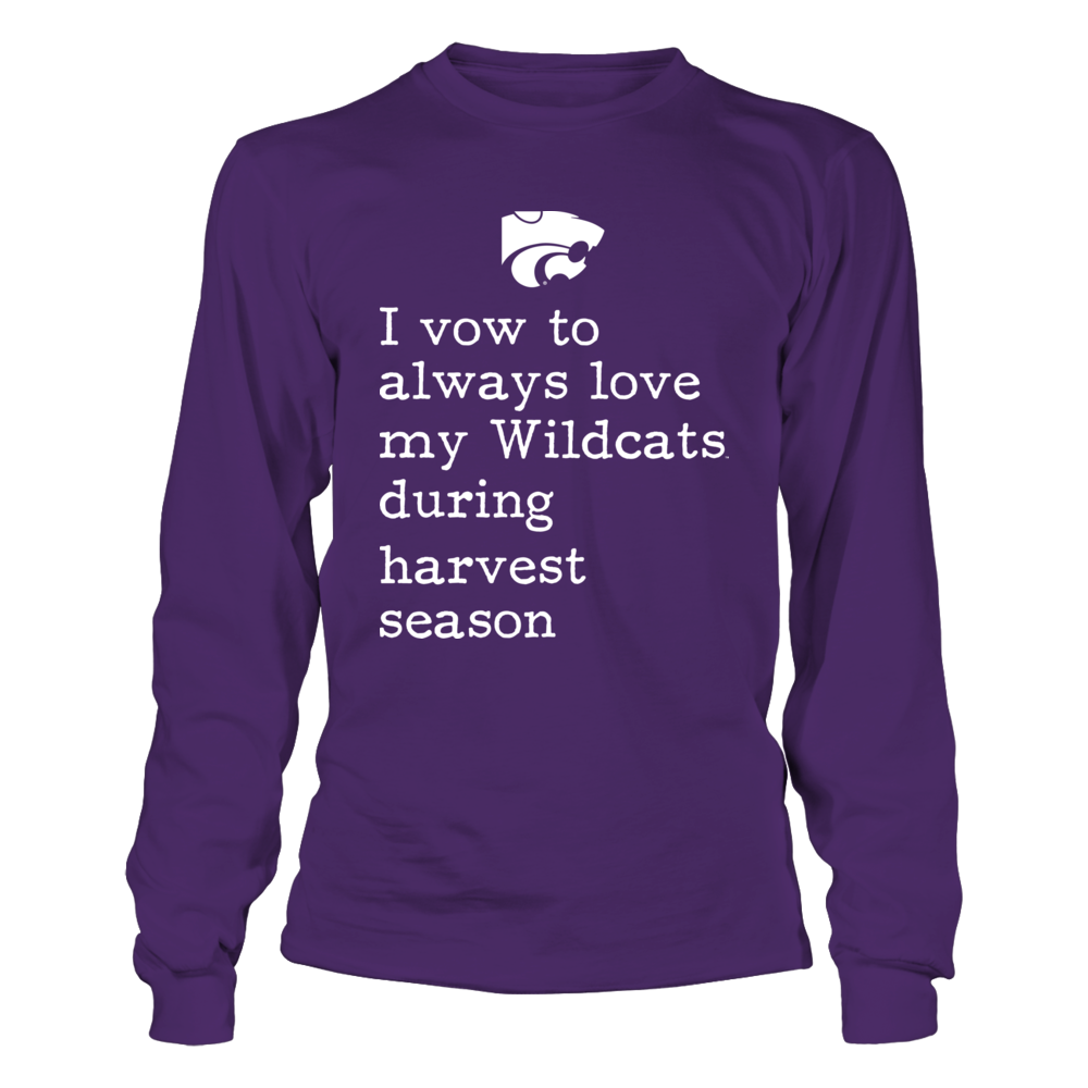 Kansas State Wildcats - Farmer - Vow To Love Front picture