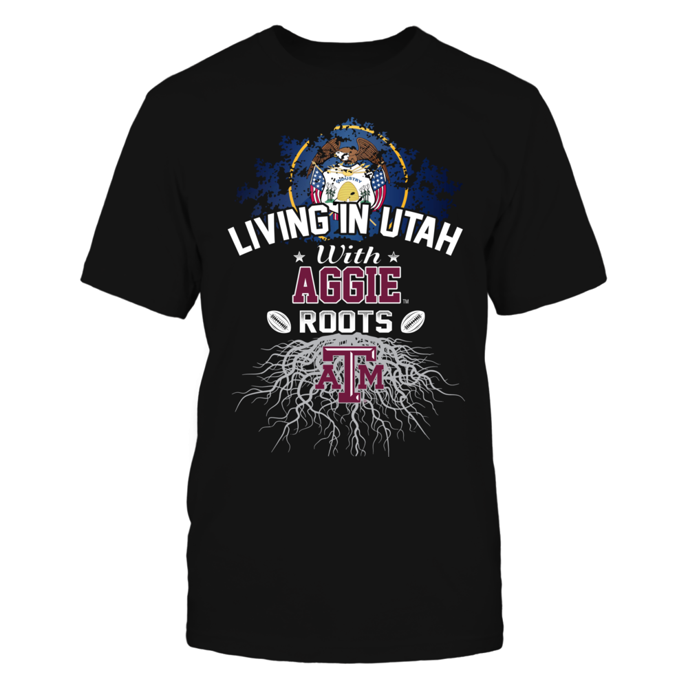 Living in Utah with Aggies Roots Front picture