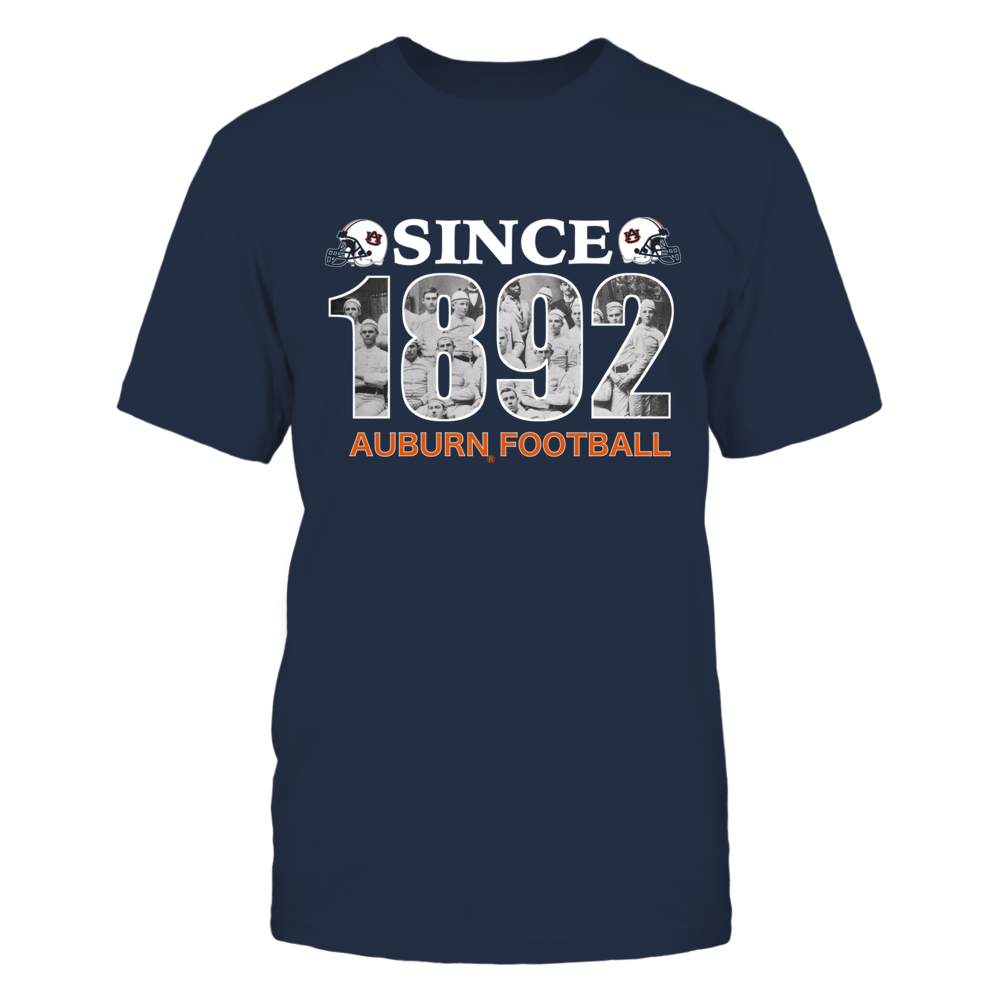 Since 1892 (Featuring AU's First Football Team) - Auburn Tigers Front picture