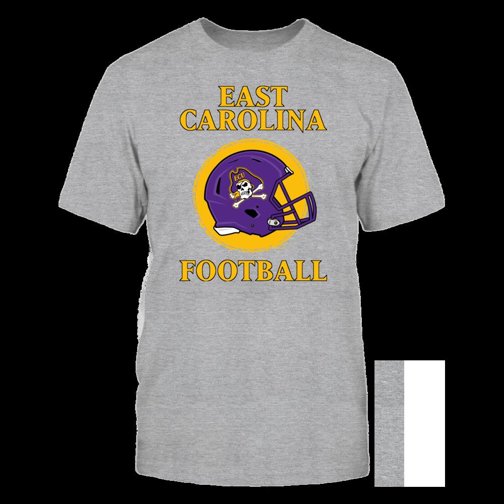 East Carolina Football - Purple Helmet Front picture
