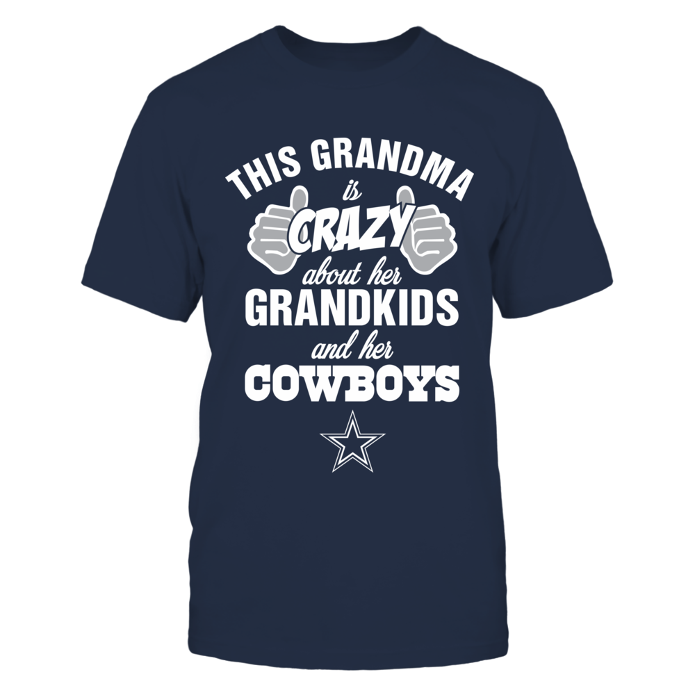 This Grandma Is Crazy About Her Grandkids And Her Cowboys Front picture