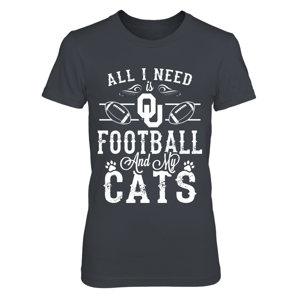 Oklahoma Sooners - All need Football Cats Front picture