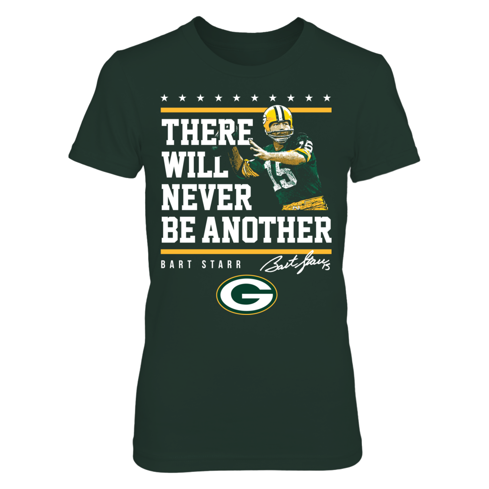 Green Bay Packers - Never Be Another Bart Starr Front picture