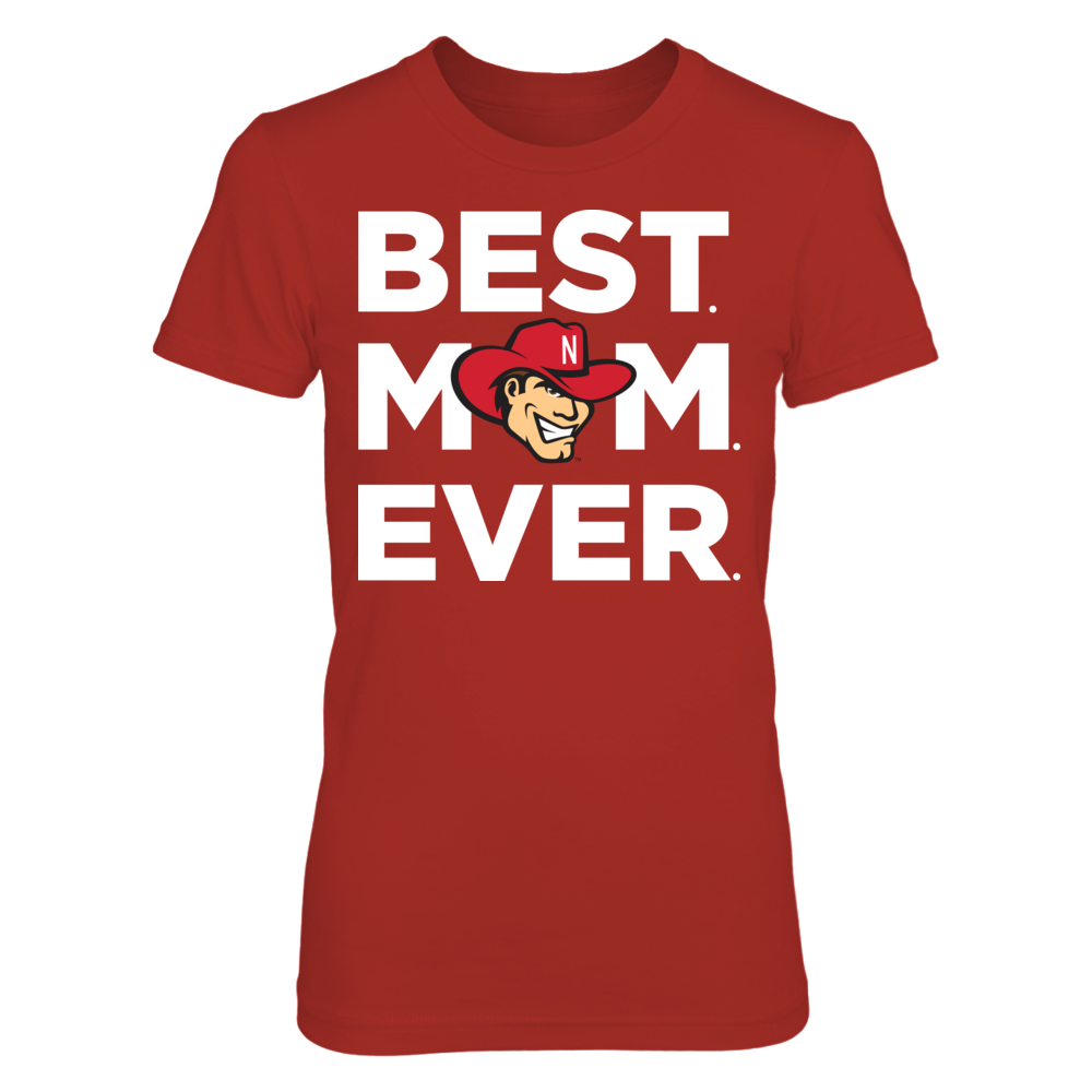 Nebraska Cornhuskers - Best Mom Ever Front picture