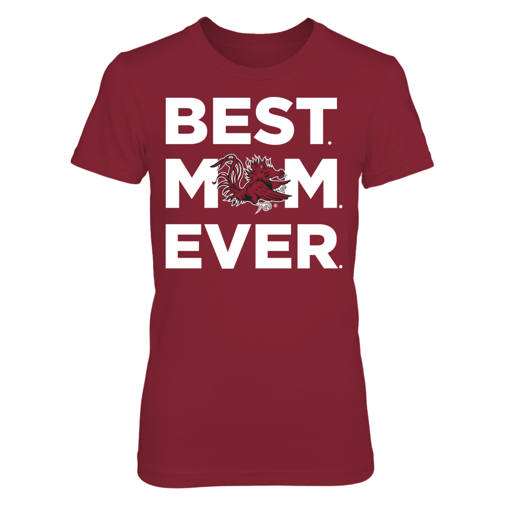 South Carolina Gamecocks - Best Mom Ever Front picture