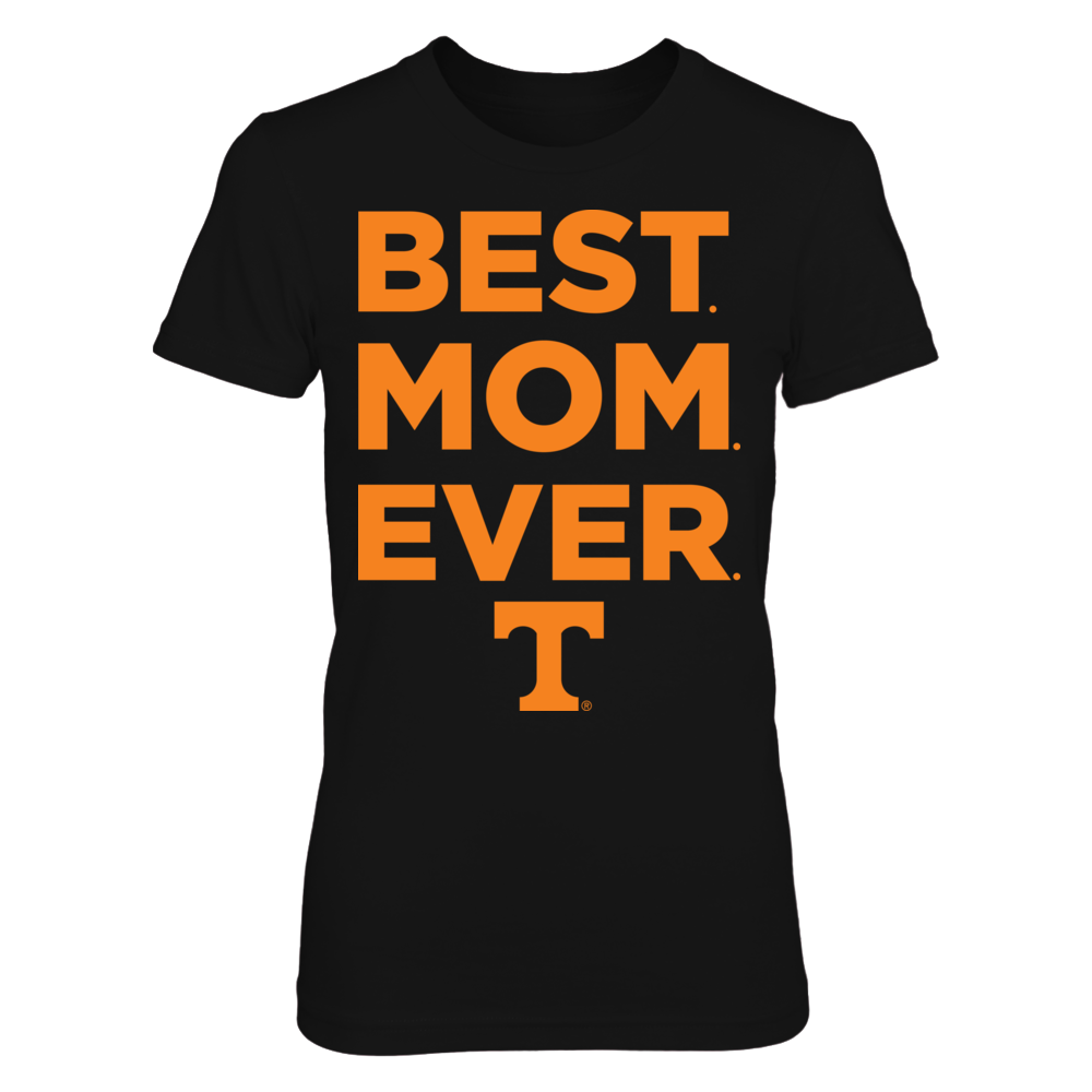 Tennessee Volunteers - Best Mom Ever Front picture