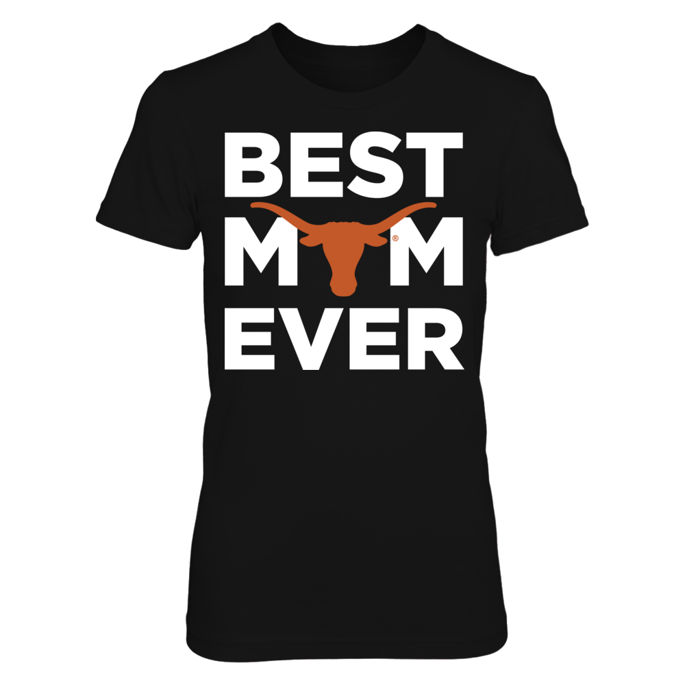 Texas Longhorns - Best Mom Ever Front picture