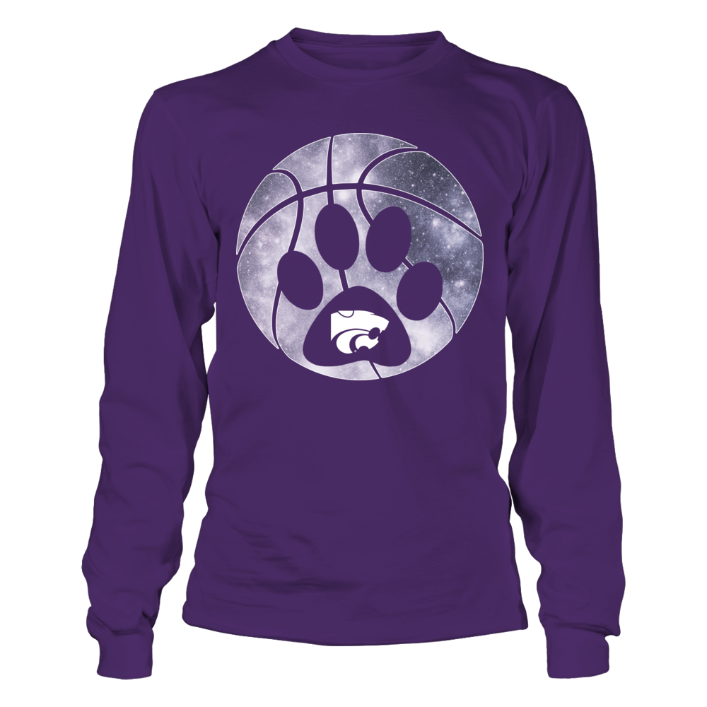 Kansas State Wildcats - Paw Inside Basketball Front picture