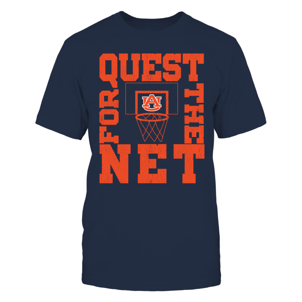 Auburn Quest For The Net Front picture