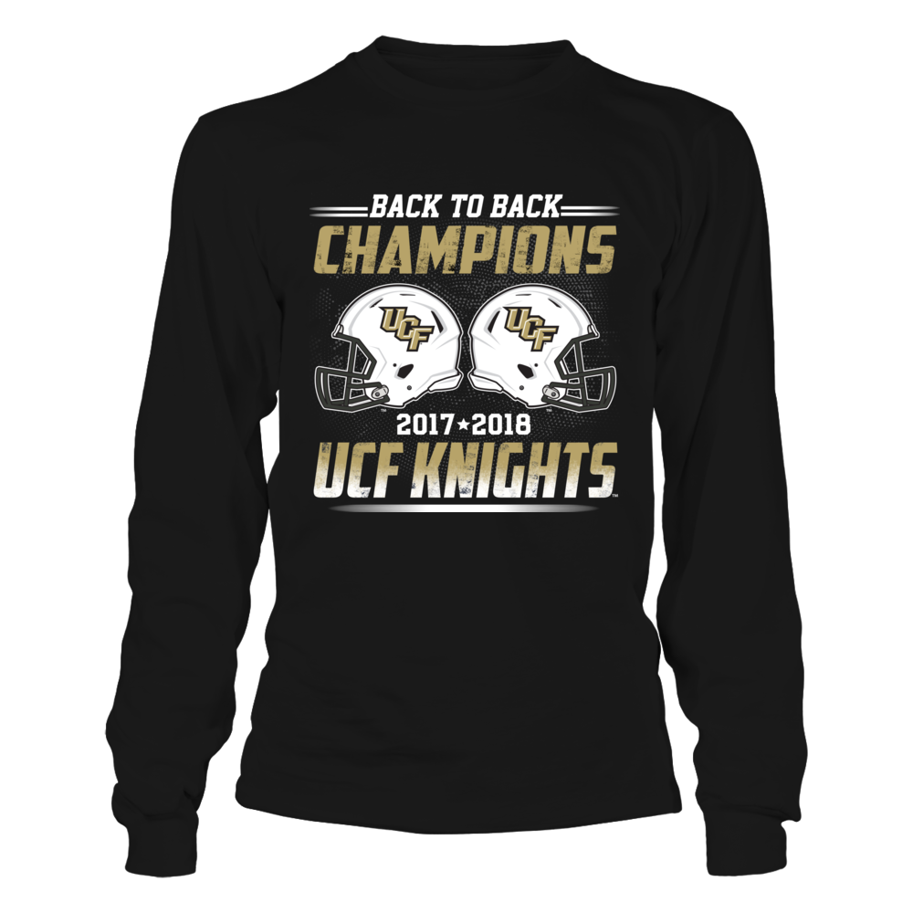 UCF Knights - Back To Back Front picture