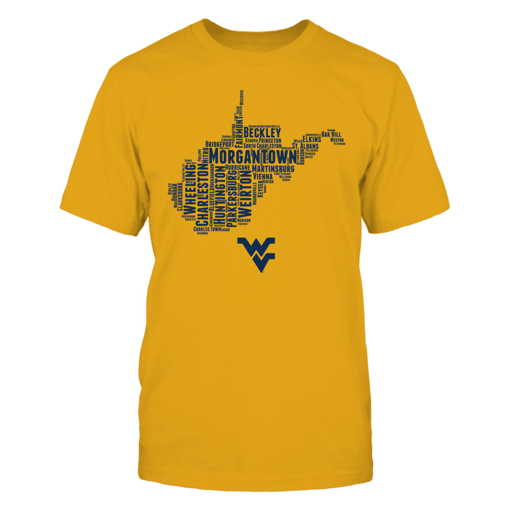 Home State - West Virginia Mountaineers Front picture