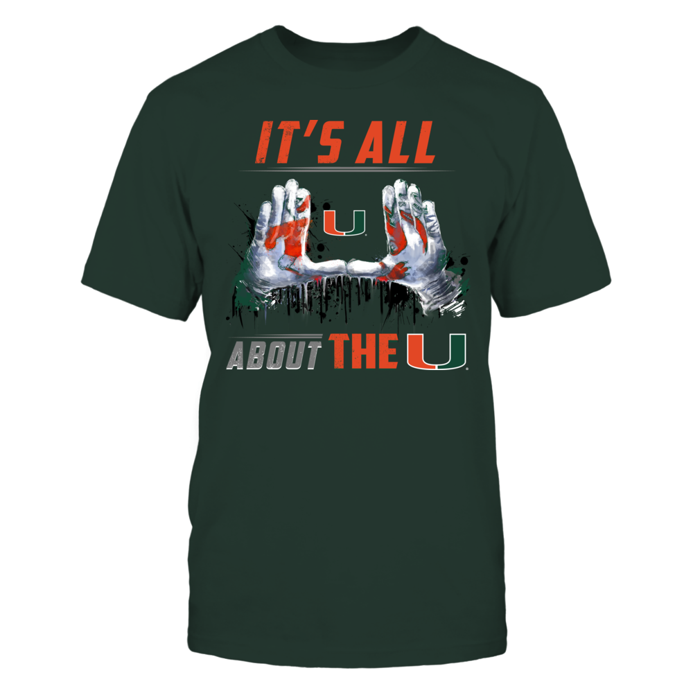 Miami Hurricanes - All About The U Front picture