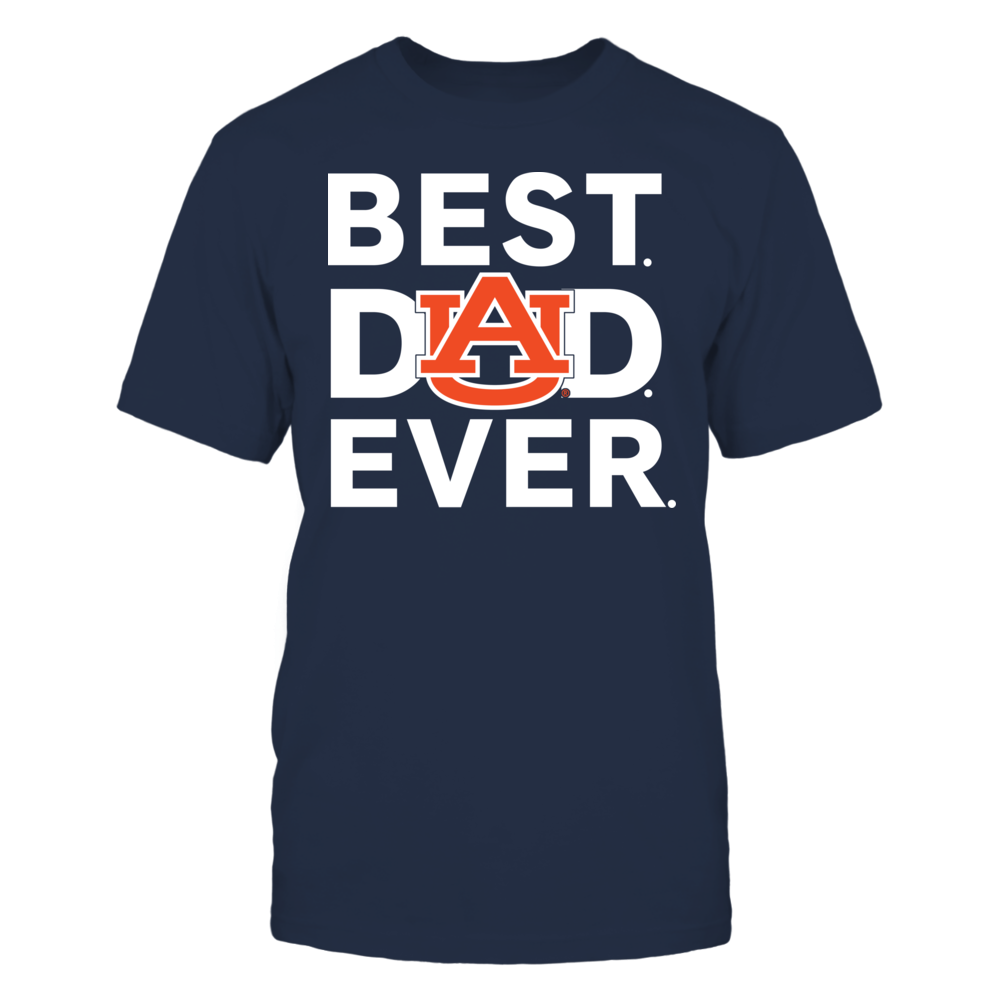 Auburn Tigers - Best Dad Ever Front picture