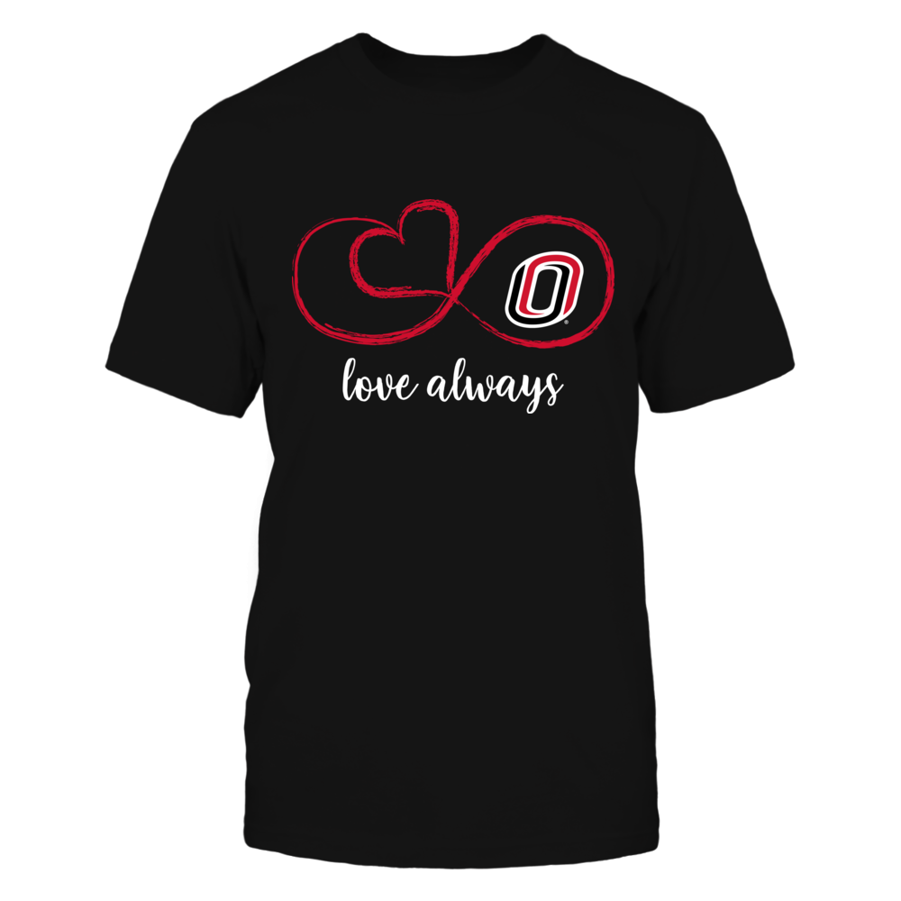 Nebraska Omaha Mavericks - Infinite Love Front picture
