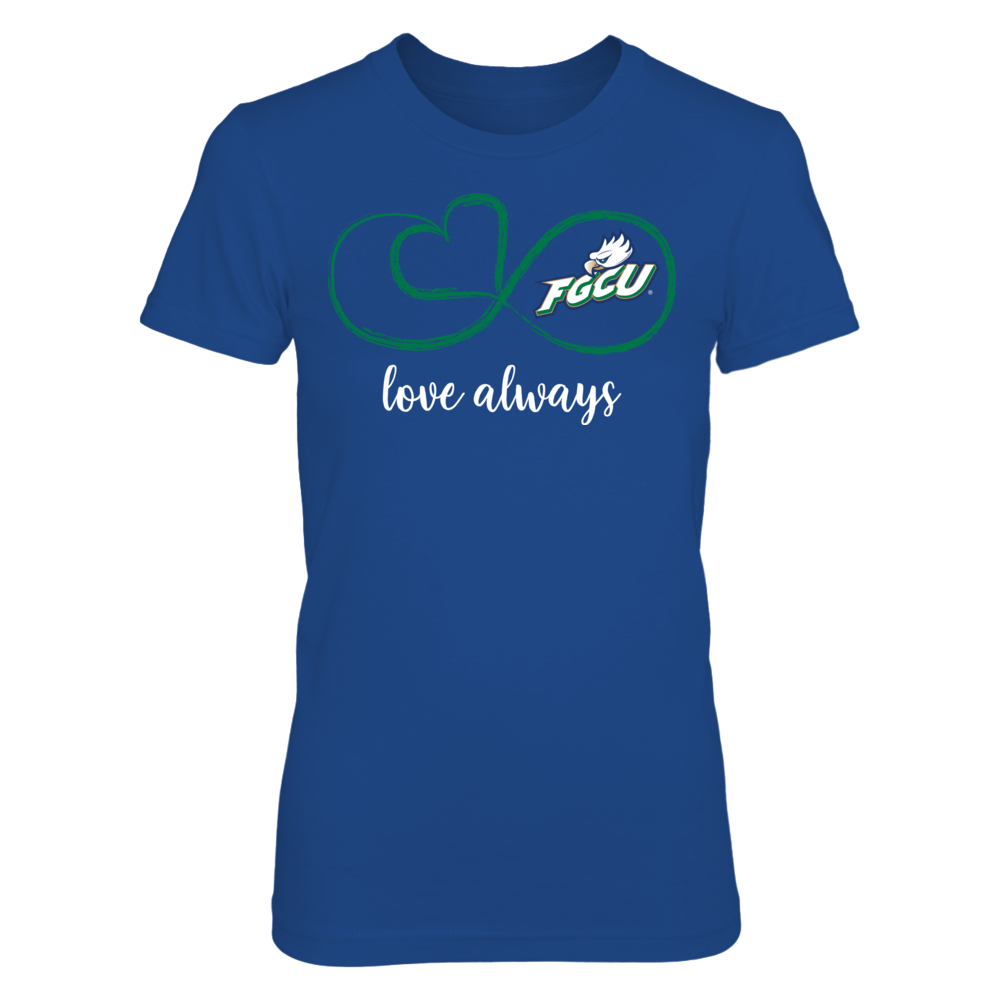 Florida Gulf Coast Eagles - Infinite Love Front picture