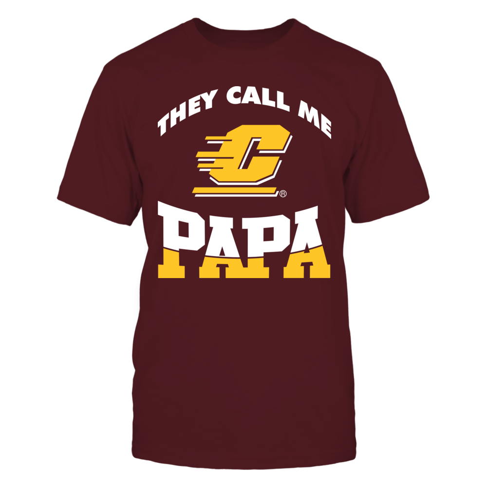 Central Michigan Chippewas - They Call Me Papa Front picture