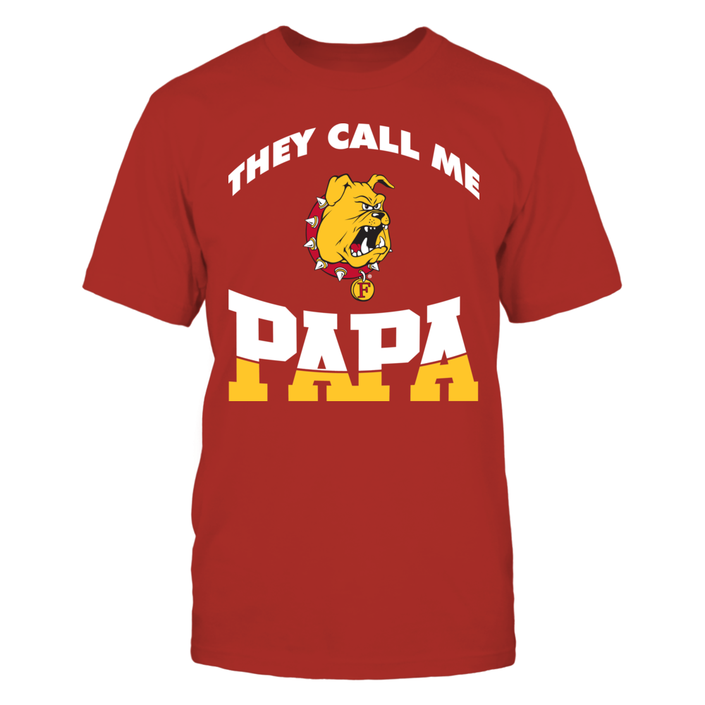 Ferris State Bulldogs - They Call Me Papa Front picture