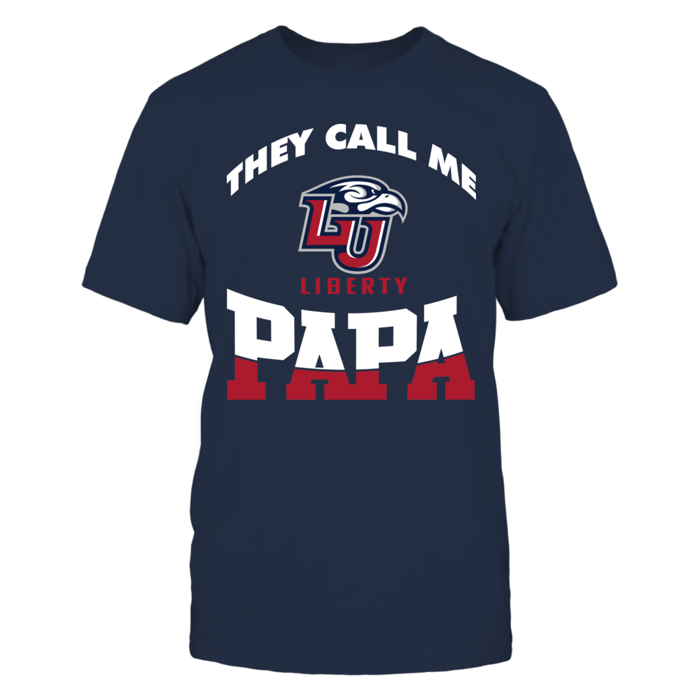Liberty Flames - They Call Me Papa Front picture