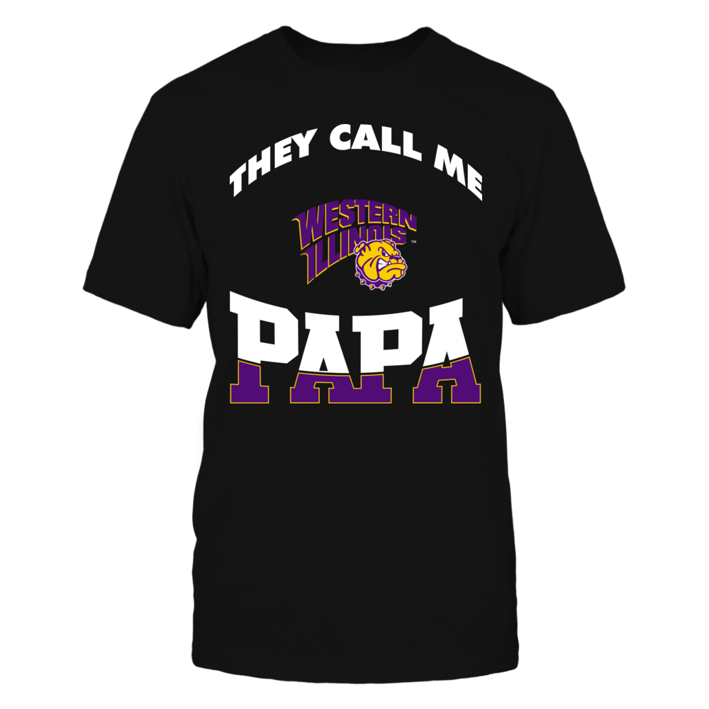 Western Illinois Leathernecks - They Call Me Papa Front picture