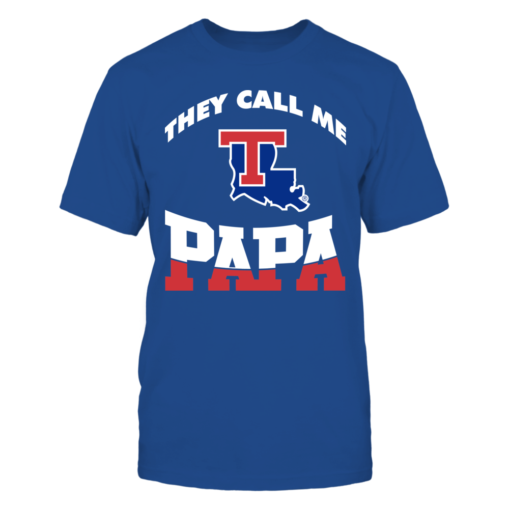 Louisiana Tech Bulldogs - They Call Me Papa Front picture