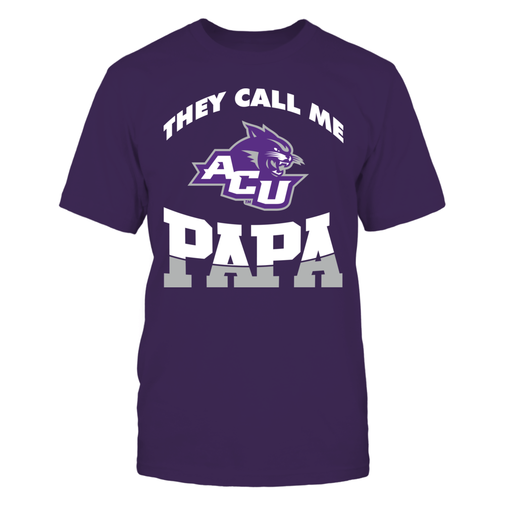 Abilene Christian Wildcats - They Call Me Papa Front picture