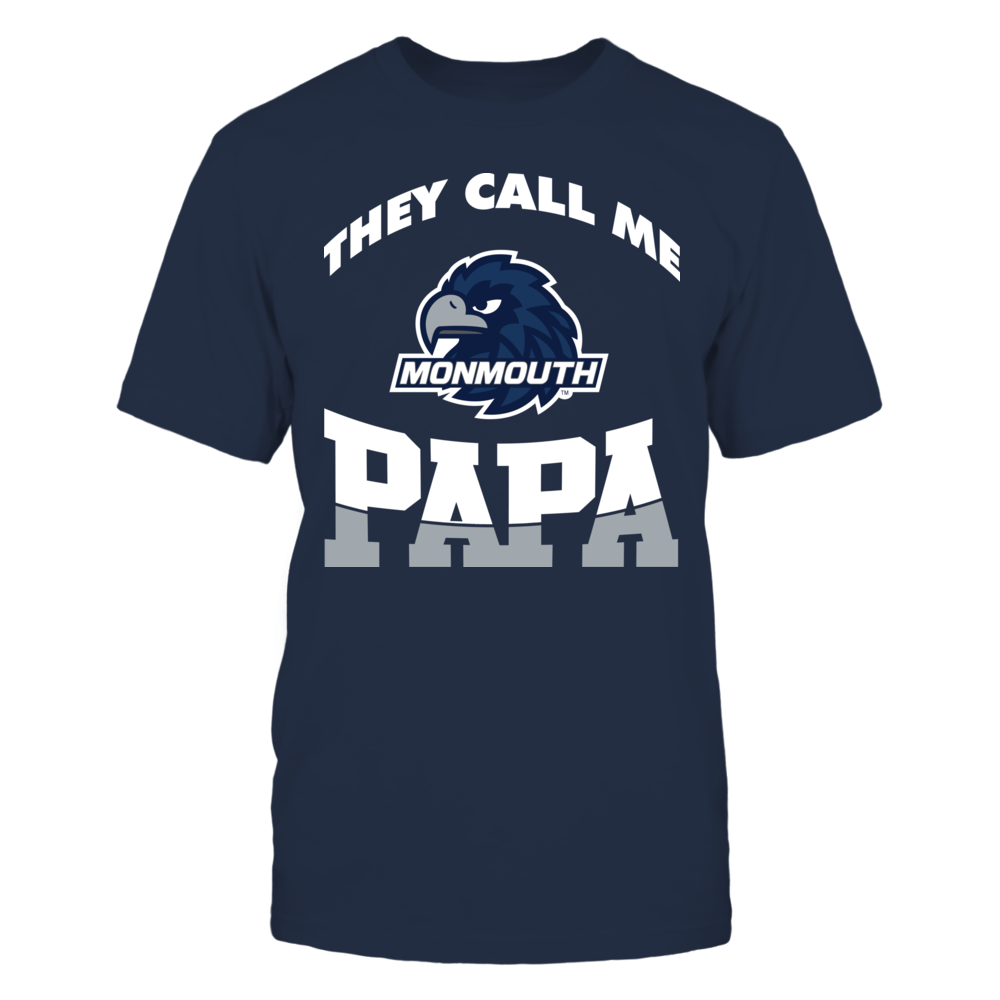 Monmouth Hawks - They Call Me Papa Front picture