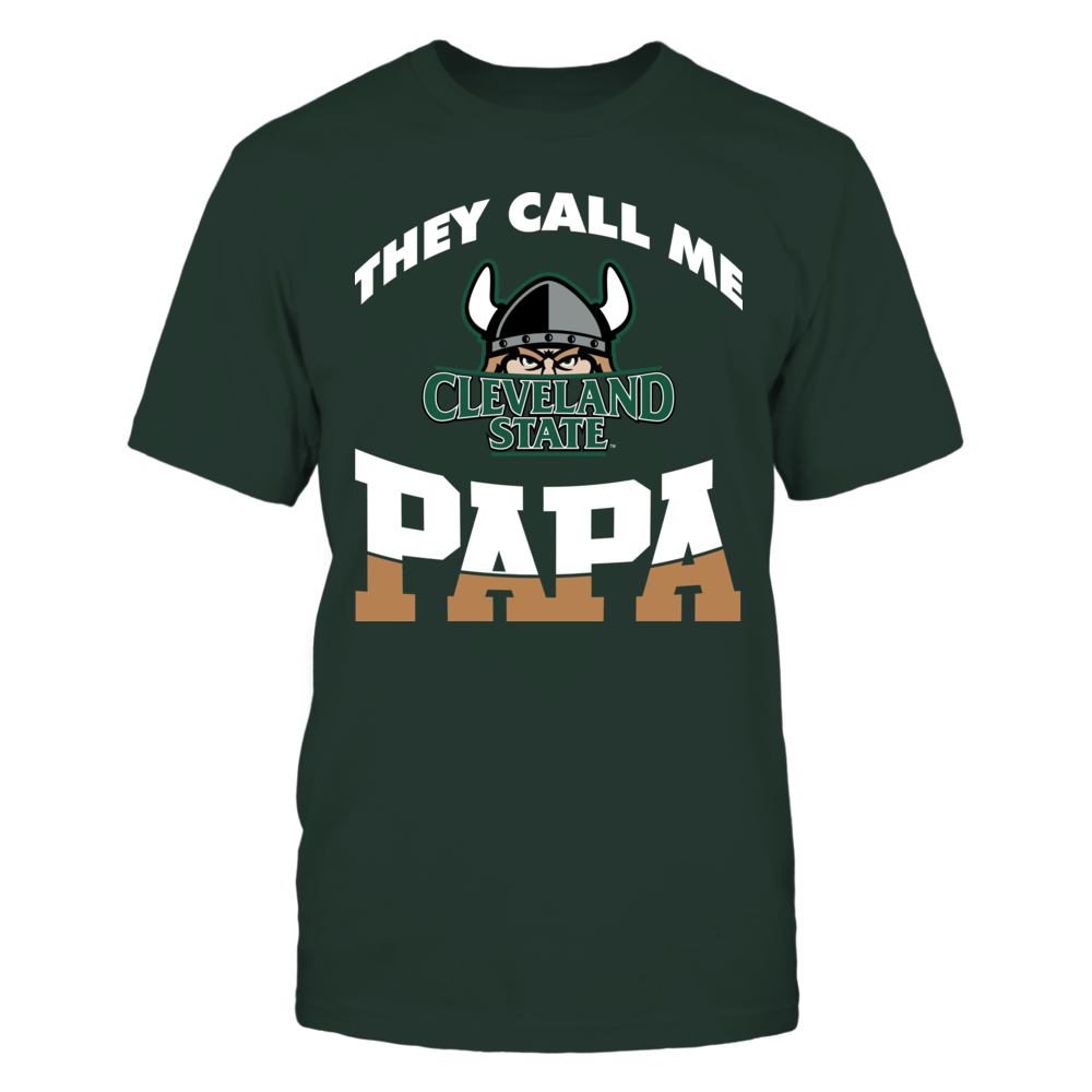 Cleveland State Vikings - They Call Me Papa Front picture